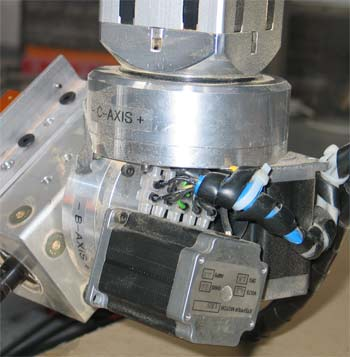 5 Axis Gantry Router